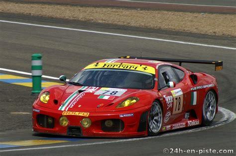 F430gt by 24h Du Mans Course