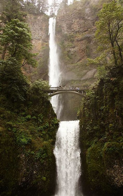 Multnomah Falls - Top Waterfalls in the World - World Top Top