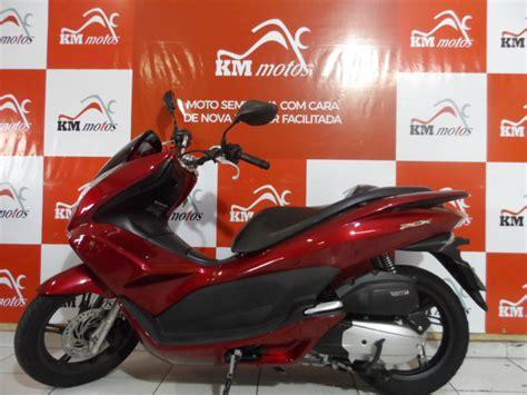 Pcx 2018 Vermelha by Kmmotos Pcx 150 Vermelha 2014 1 Km Motos Sua Loja De