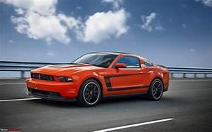 2012 Ford Mustang : BOSS 302 - Team-BHP