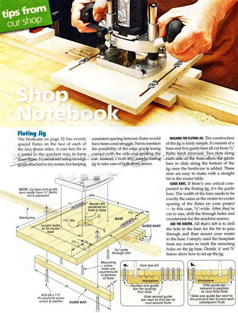 ideas  router jig  pinterest woodworking