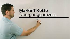 Markov Kette Wahrscheinlichkeit Berechnen : markoff kette markov kette bergangsprozess stochastischer prozess mathe by daniel jung ~ Themetempest.com Abrechnung