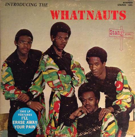 The Whatnauts  Introducing The Whatnauts (vinyl, Lp, Album) Discogs