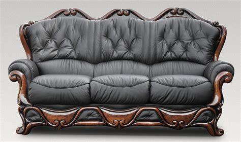 italian settee illinois 3 seater italian leather sofa settee offer black