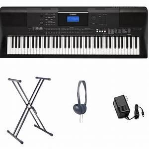 Yamaha Psr 400 : yamaha psr ew400 home keyboard bundle from rimmers music ~ Jslefanu.com Haus und Dekorationen