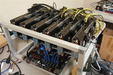 build a bitcoin miner how to build a 6 gpu zcash headless mining rig on ubuntu