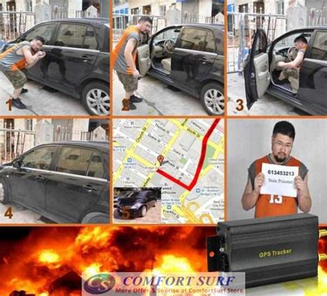 thinpax tk vehicle car gps tracker system  days