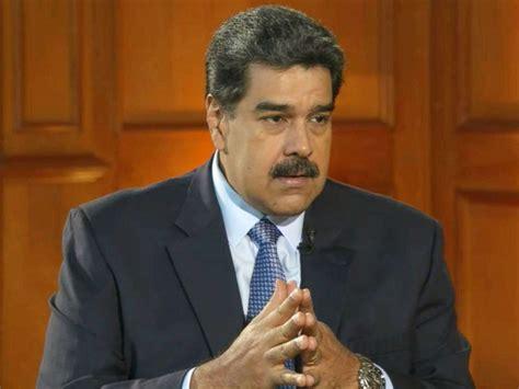 venezuela president nicolas maduro accuses  government