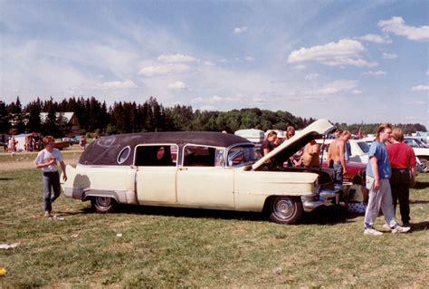 1950s Car Culture America