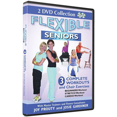 Chair For Seniors Dvd by Seniors Dvd 3 Complete Workouts And Chair