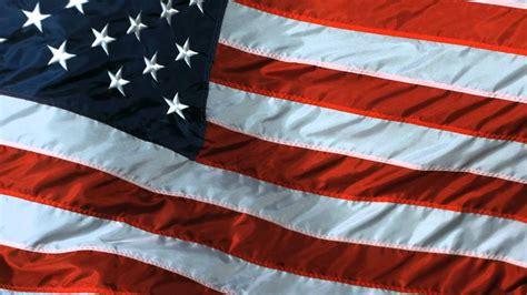 american flag slow motion  waving flying flag