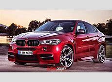 2016 BMW X6 M [render]