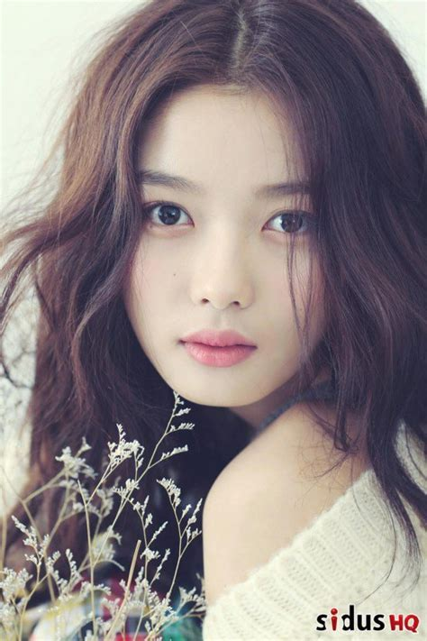 Kim Yoo Jung is gorgeous in new profile pictures by Sidus