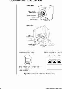 Pelco Ccd Color Camera Ccc4000 Users Manual Series Camera