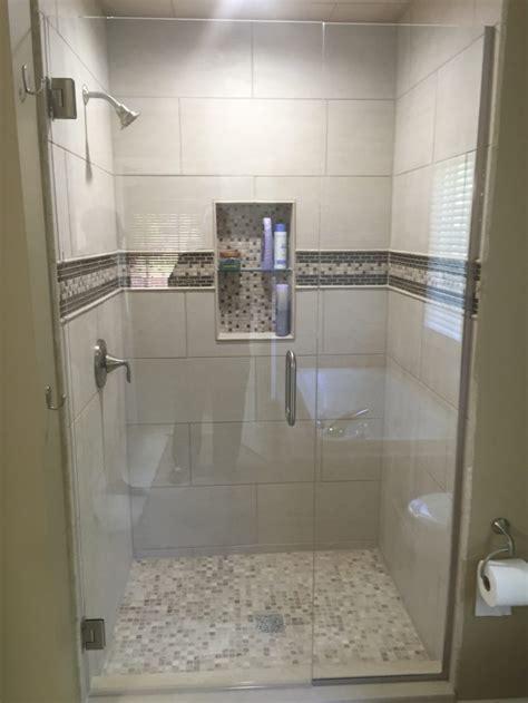 In The Shower by Glass Shower Door Installation Michigan Frameless
