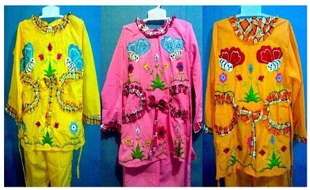 grosir baju muslim murah tanah abang baju3500