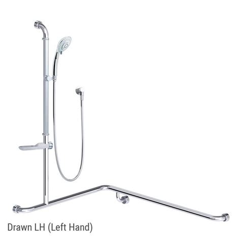 Conserv Shower by Conserv Premium Hosfab Shower Set Photo Tuck