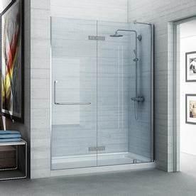 Shop Hinged Pivot Shower Doors At