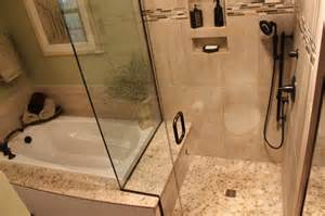 Shower Accessories Suction by Master Bath Remodel West Akron Oh 1 Transitional