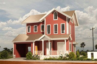 aspen model house  savannah crest iloilo  camella