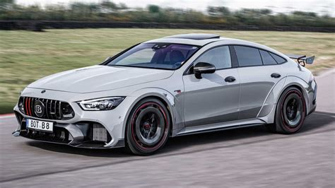 It was a smash it thanks to 738. Brabus Rocket 900 unleashed as Mercedes-AMG GT63S with megapower - Eminetra