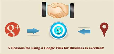 5 Reasons For Using A Google Plus For Business Is