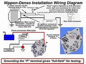 Diagram Denso Wiring 210 4284