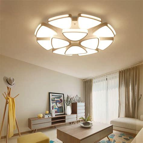 modern led ceiling lights acrylic  living room bedroom
