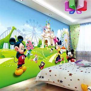 Colorful Cartoon Wallpapers: Great Idea For Your Children ...
