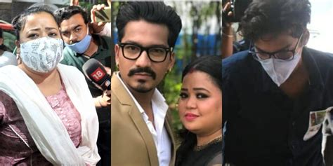 Famous Indian Comedian Bharti Singh & Her Husband Arrested ...