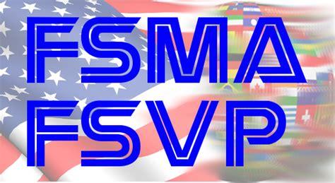 foreign supplier verification program fsvp