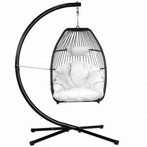 Premium Hanging Chair Swing Chair Patio Egg Chair Uv