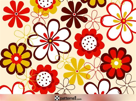 Beautiful Flowers Clipart