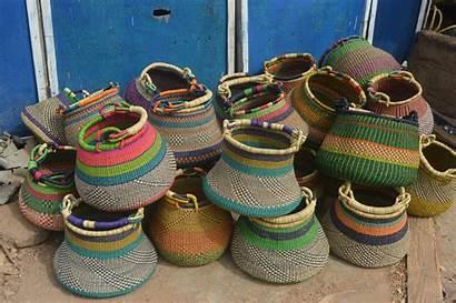 Baskets Bolga Wholesale Pot Supplier African Market