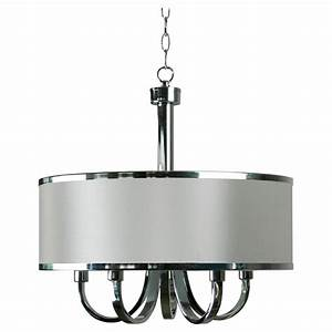 Light pendant quot modena chrome rona