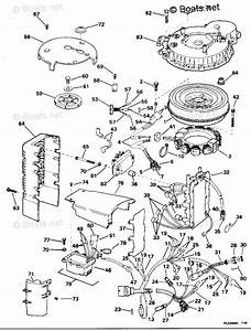 Johnson Outboard Parts By Year 1995 Oem Parts Diagram For