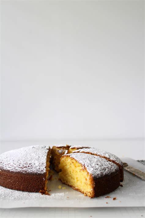 classic vanilla cake   scratch