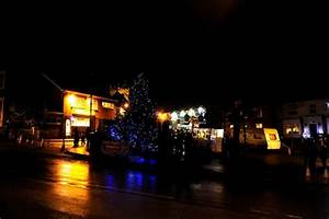 Here's when the Christmas lights will be switched on ...