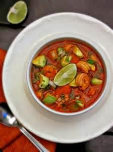 Caldo De Camaron Recipe Mexican Shrimp Soup
