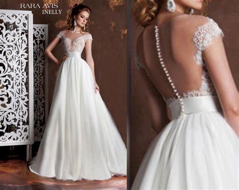 Simple Wedding Dress Inelly Beach Wedding By