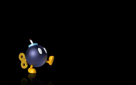 Animated Mario Wallpaper - bomb 4k ultra hd wallpaper background image 3840x2400