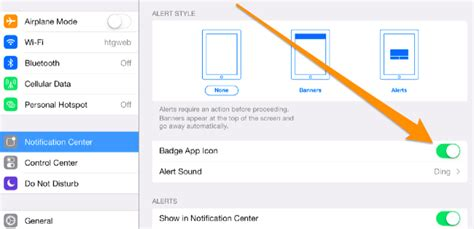 how to get rid of emails on iphone how to disable the number on the mail icon for iphone