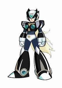 Rockman Online - Zero Black Suit by captainfranko on ...