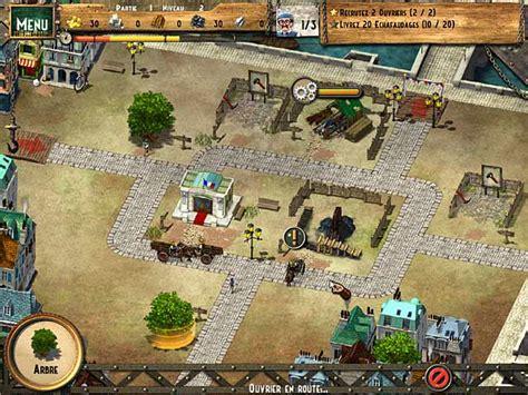 Jeux PC - monument builders tour eiffel jeux a telecharger