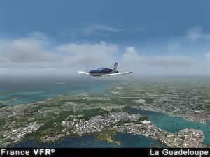 France VFR - Guadeloupe