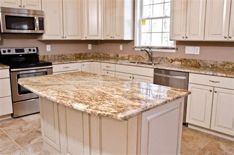 yellow river granite bathrooms traditional kitchen
