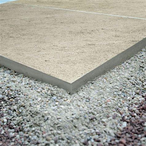 Fliesenkleber Für Feinsteinzeug by Terrassenbel 228 Ge Aus Feinsteinzeug Und Keramikplatten