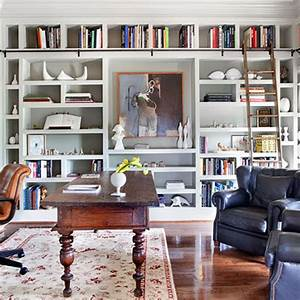Home Office : sophisticated office spaces traditional home ~ Watch28wear.com Haus und Dekorationen