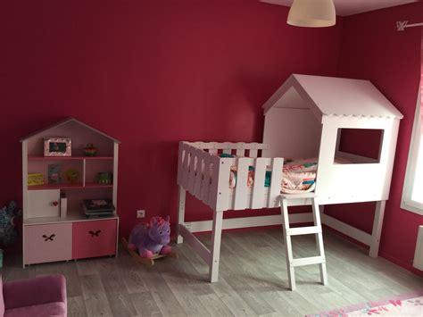 cabane chambre fille chambre pour petites filles et fillettes