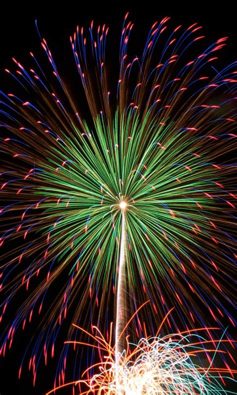 fireworks live wallpaper wallpapersafari